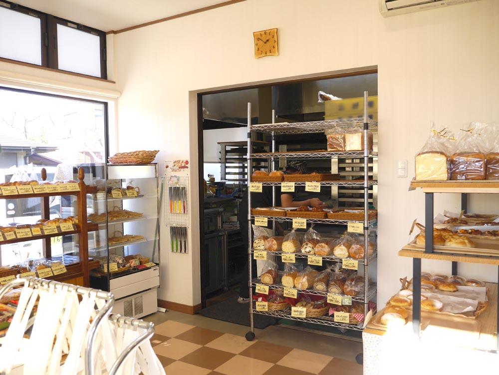 牛久市栄町パンの店Branブラン