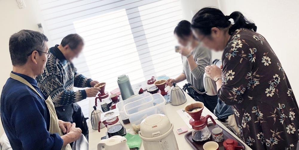 2019-03-24コーヒー教室