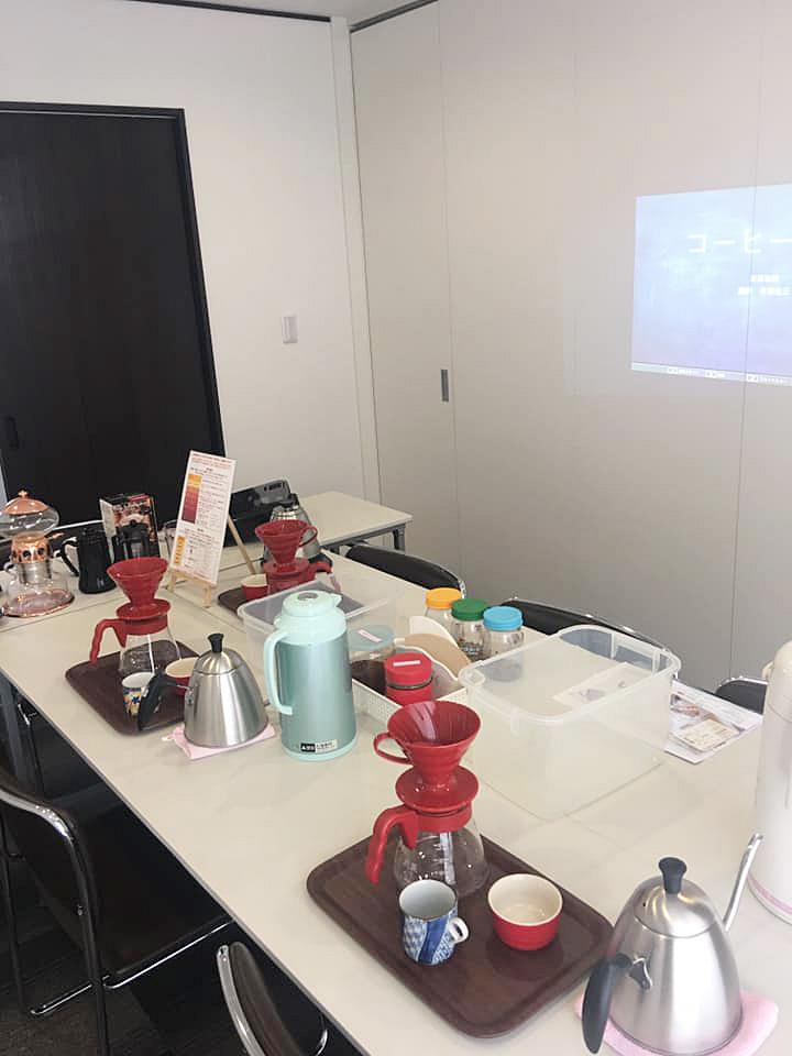 2019年5月19日コーヒー教室